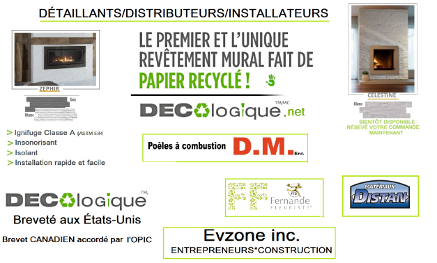 DÉTAILLANTS DISTRIBUTEURS decologique.net