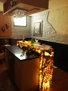 "Custum Built ""The Gentlemen bar"""