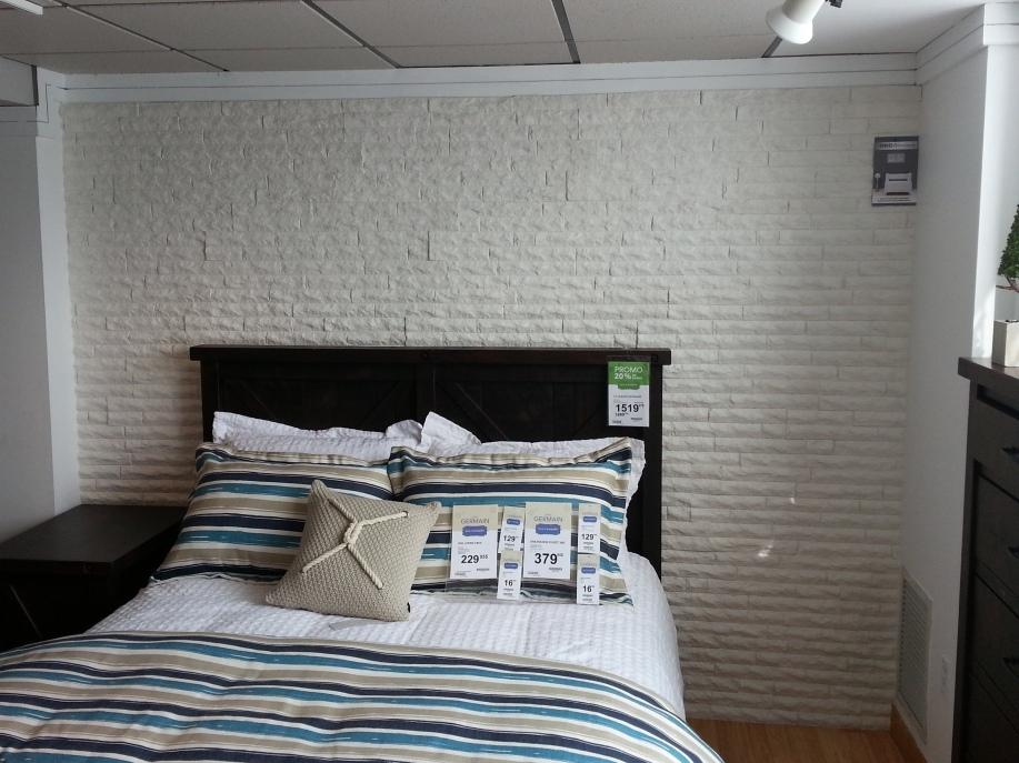 Même propriété que le liège votre mur devient un billard