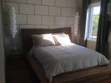 POMPEI Blanc Chambre à coucher 1