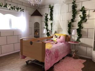 PROJET : '' La belle et la Bête''ON EFFACE ET ON RECOMMENCEUPTON Chambre de Kelly-Ann APRÈS.