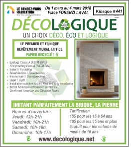 DÉCOLOGIQUE 2.0 Inc.