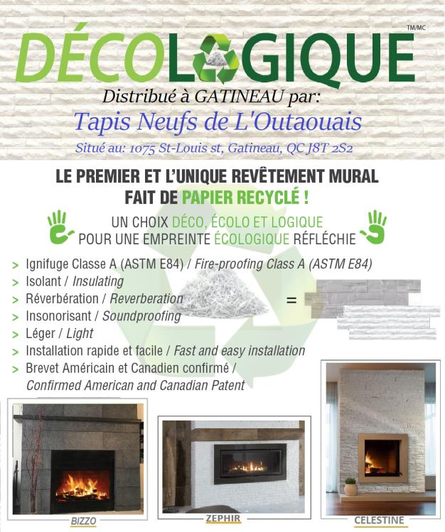 Logo Détaillant Tapis neuf de l'Outaouais